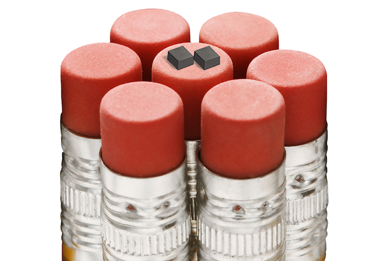 Coilcraft's tiny shielded power inductor handles up to 3.75 amps