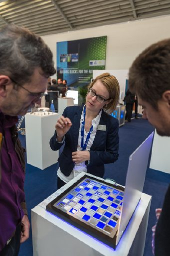 Laser World of Photonics 2015 adds additional hall