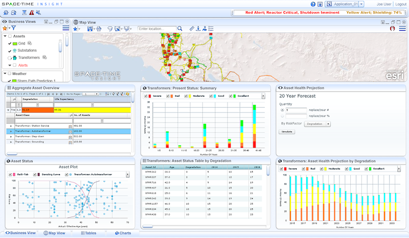 Space-Time Insight releases Smart Grid situational intelligence software update