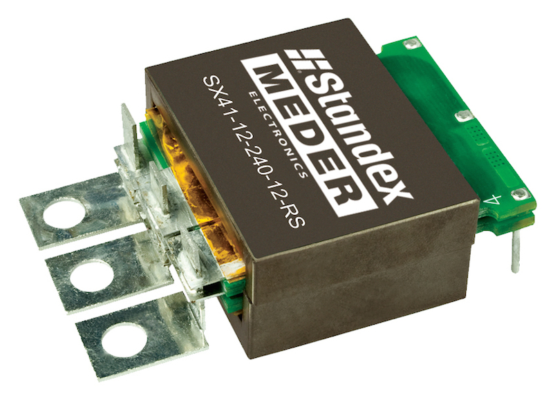 Standex-Meder SX41 Planar Transformers offer high performance in a compact package