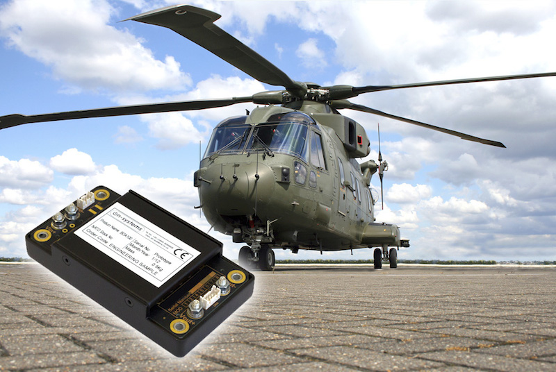 Stadium Power's latest DC/DC converters target military apps