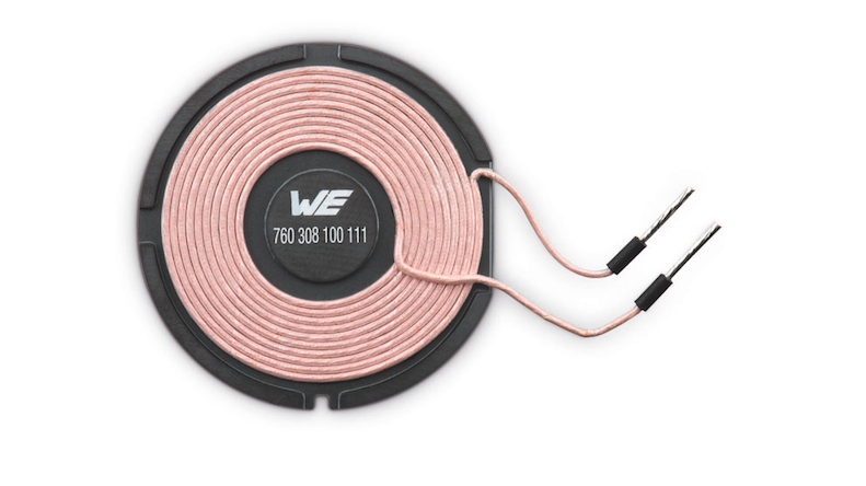 Wuerth Elektronik eiSos expands wireless power coil offering