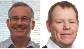 Richard Ord and Steve Evans of Amantys on intelligent power