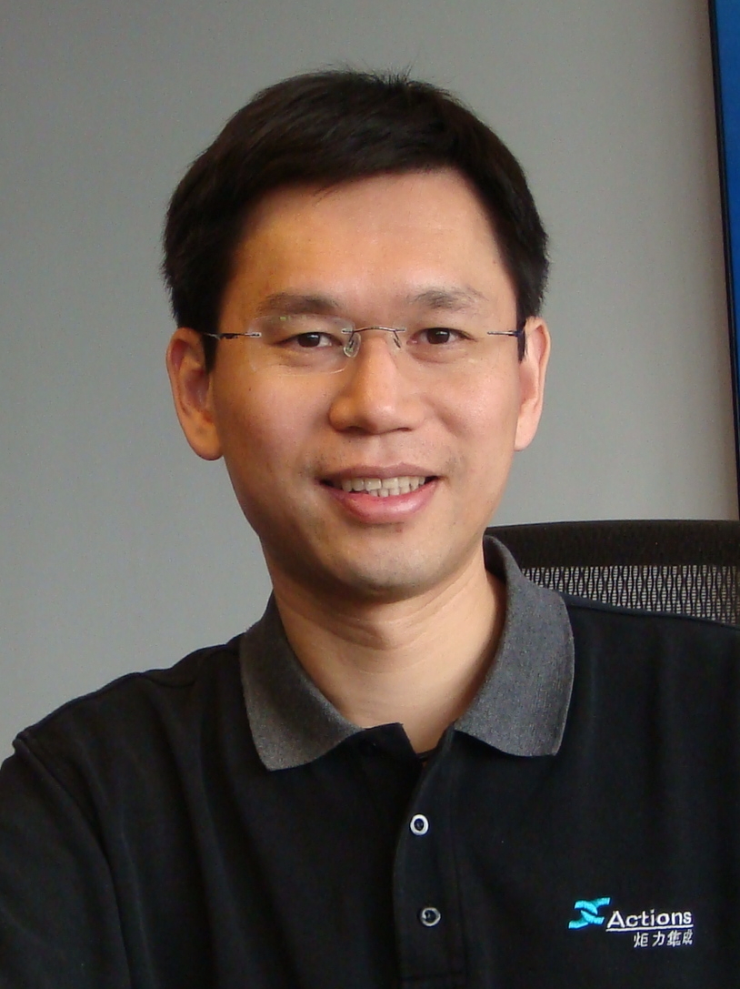 Robert Wang of Actions Semiconductor on their SoC tech