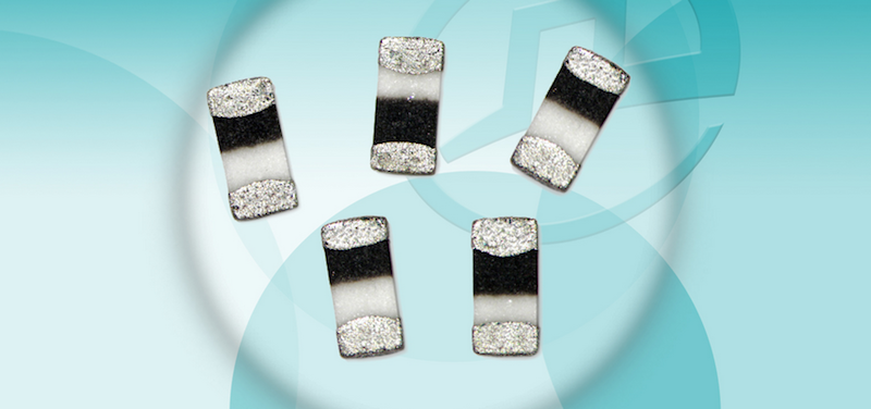 Pulse Electronics' high-frequency multilayer ceramic chip inductors suit telecom, networking, medical, and industrial apps