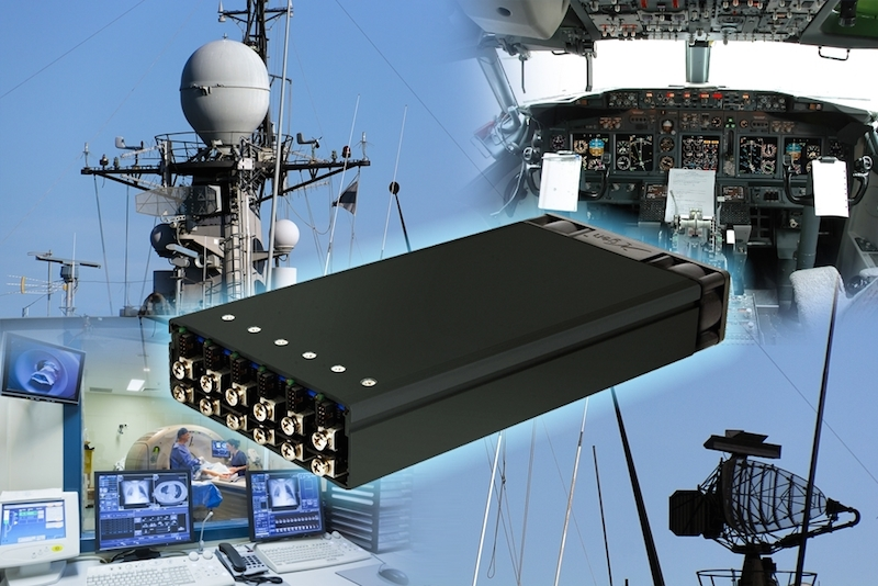 Excelsys adds a powerPac model to its popular XF series of high reliability, ruggedized COTS modular power supplies