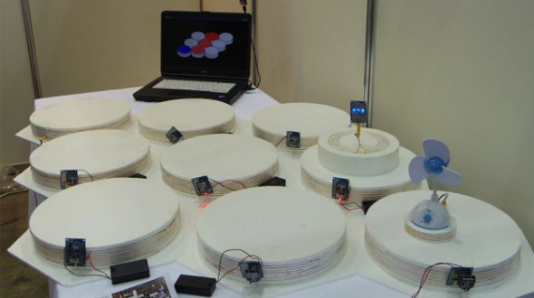 Multi-hop wireless power could make your house one giant electrical socket
