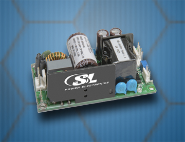SL Power's 65W AC/DC supply targets next-generation medical devices