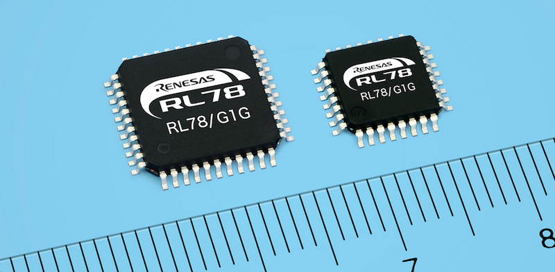 Renesas launches MCUs with expanded brushless DC motor-control support