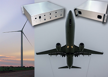 Verotec helps improve aviation safety and wind farm efficiency