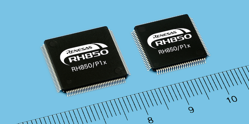Renesas drives improved safety for automotive chassis systems