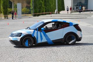 Visio.M consortium presents new electric car at the eCarTec 2014 in Munich