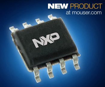 NXP's SSL5015TE LED driver now at Mouser
