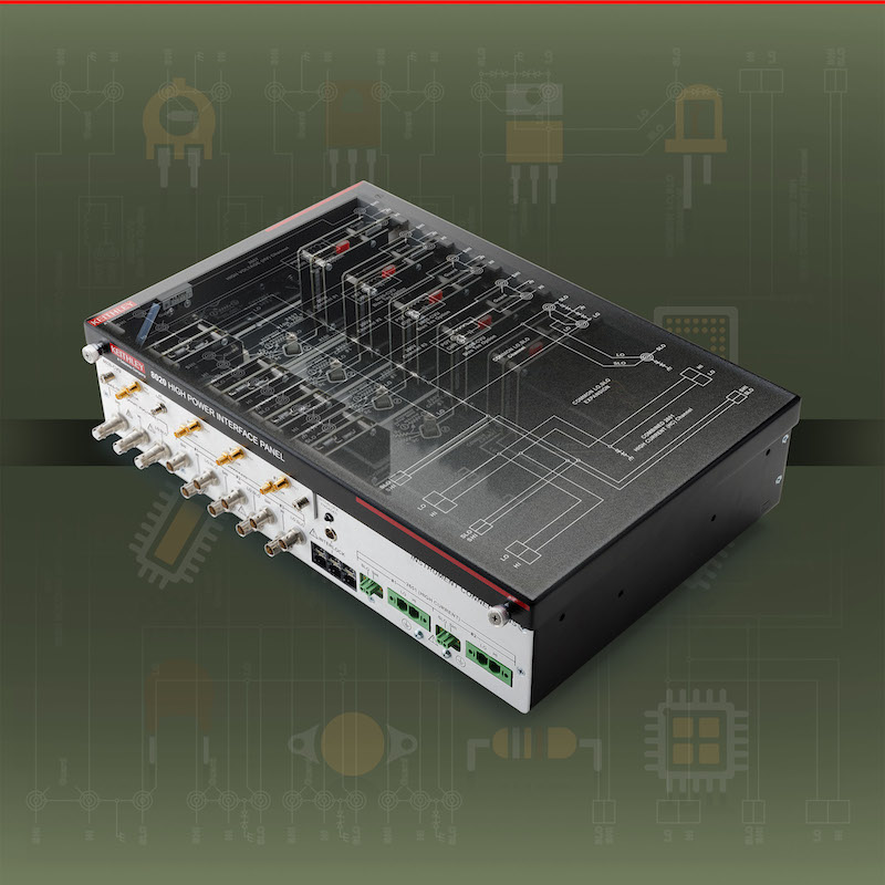 Keithley's wafer-level support includes high-voltage capacitance-voltage test for parametric curve tracer configurations
