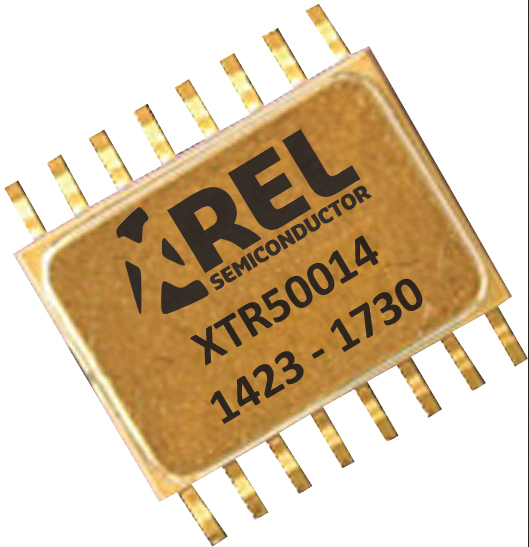 X-REL Semi offers XTR50010 bidirectional level translators and XTR54170 hi-temp edge-triggered D flip-flops