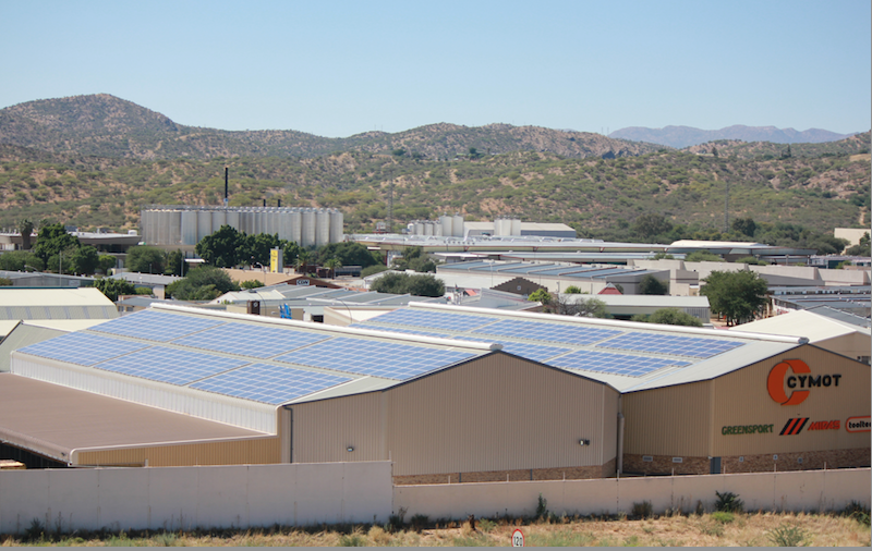 BC SOLAR extends partnership with Solsquare in Namibia