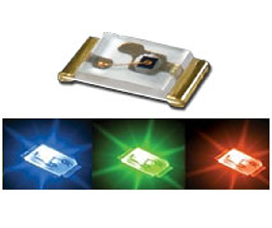 Kingbright ultra flat SMD LEDs now available at TTI