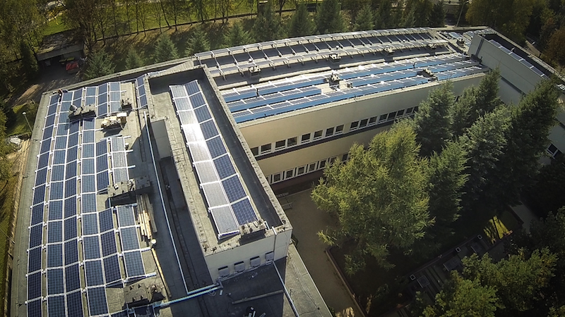BC SOLAR completes biggest PV rooftop installation in Poland