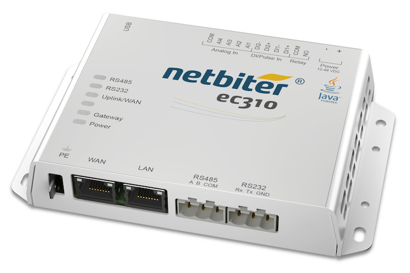 EtherNet/IP equipment can now be remotely monitored and controlled with Netbiter