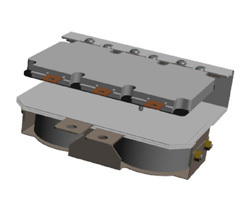 SBE develops an optimized DC Link system for the Infineon HP Drive 6 pack IGBT module