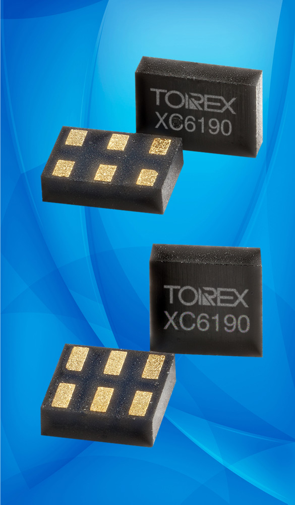 Torex Semi releases pushbutton reboot controller IC