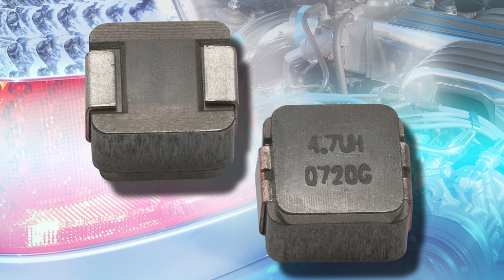 Vishay Intertechnology's IHLP 2020 Inductors operate to +155°C