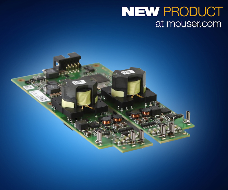 Cree's PT62SCMDxx dual SIC MOSFET drivers now at Mouser