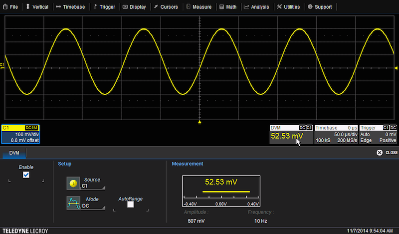 Teledyne LeCroy enhances their WaveSurfer 3000 oscilloscope with multi-Instrument capabilities