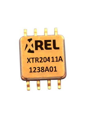 X-REL Semi's XTR20410 and XTR20810 high-temp families of N-channel power MOSFET has integrated driver