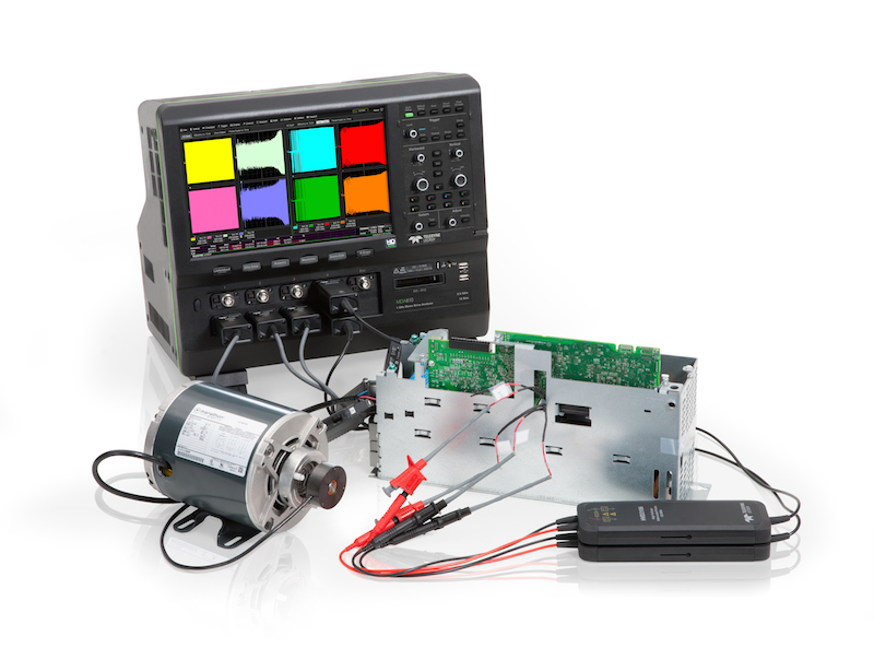 Teledyne LeCroy unveils three-phase motor drive analyzer