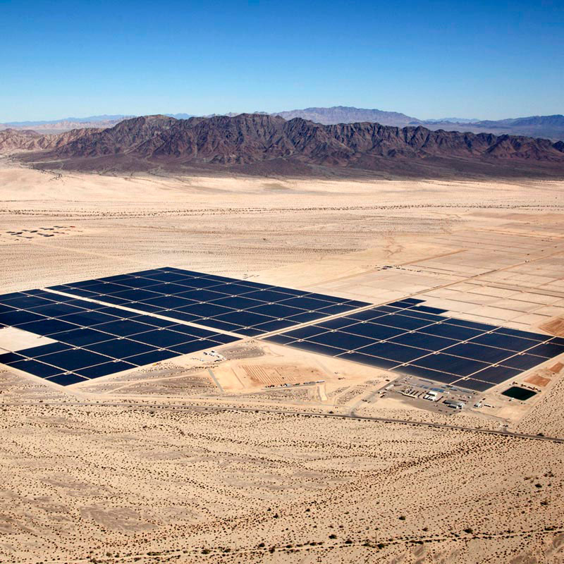 America flips switch on 550MW Desert Sunlight solar farm