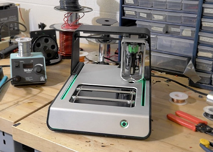 The Voltera V-One circuit board prototyping machine promises to empower creativity