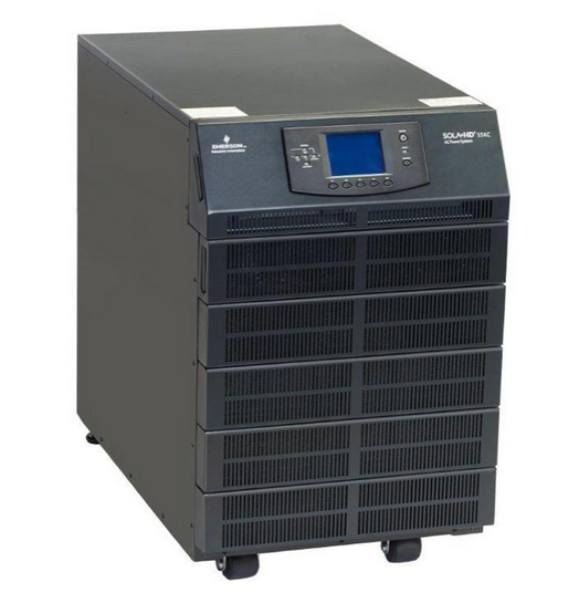 SolaHD UPS delivers industrial-strength power protection in flexible, fully upgradeable design