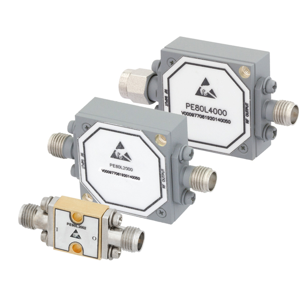Pasternack's latest broadband, high-power coaxial limiters protect sensitive low power RF systems