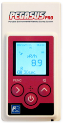 Fuji Electric Introduces GPS-enabled handheld survey meter for ambient dose measurement