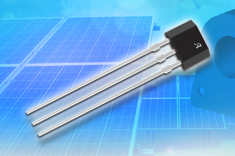 Allegro's A1369 Hall-effect current sensor IC touts integration ease