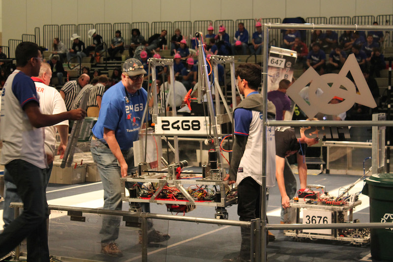 Mouser to sponsor Hall of Fame at FIRST Championship competition
