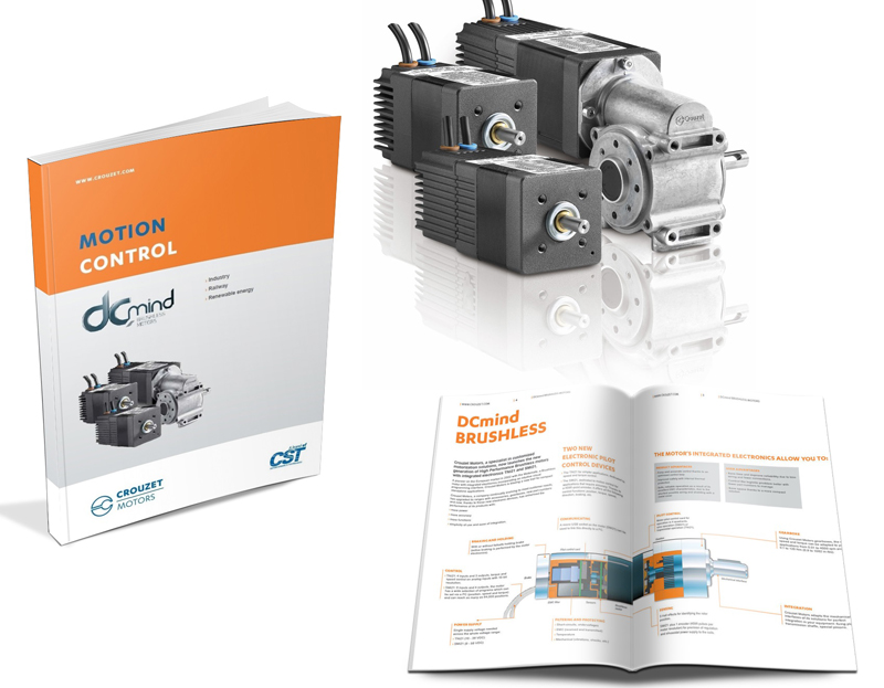 Crouzet releases brushless motor specifications guide