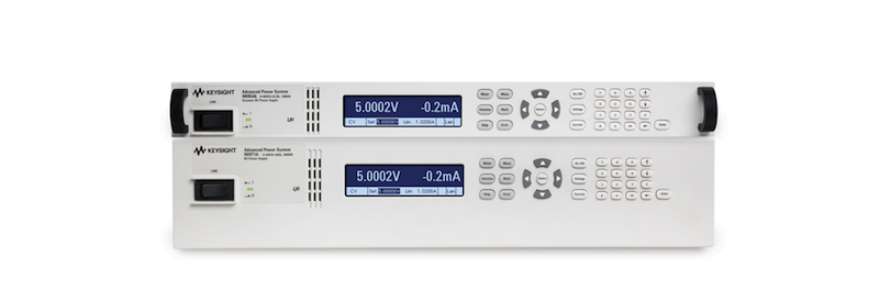 Keysight adds capabilities to their fastest power supplies