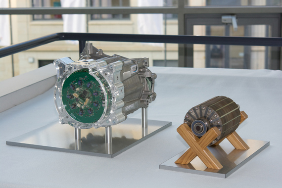 Project MotorBrain claims first highly-integrated rare earth-free synchronous motor