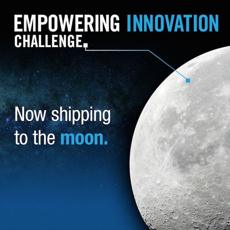 Mouser's new Space Challenge can put your face on the Moon