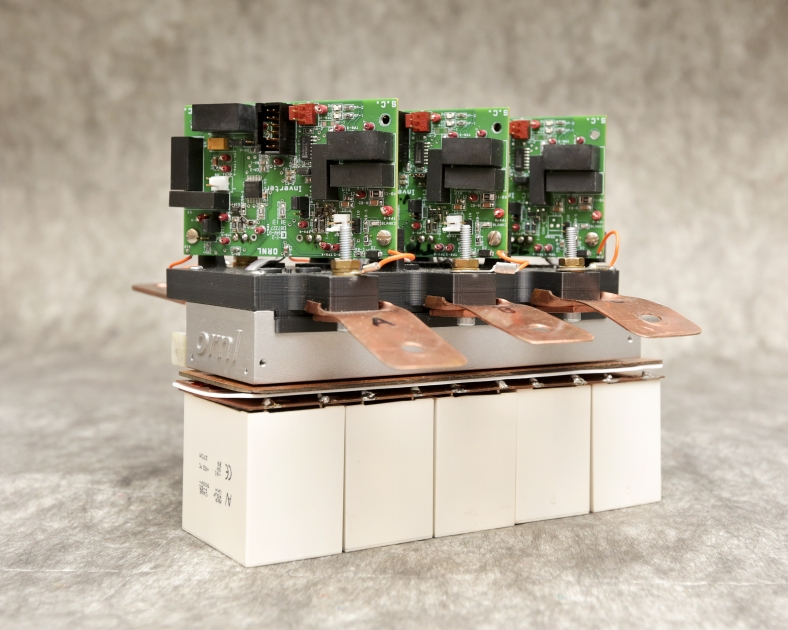 Novel 3-D printed inverters can improve EV power and efficiency