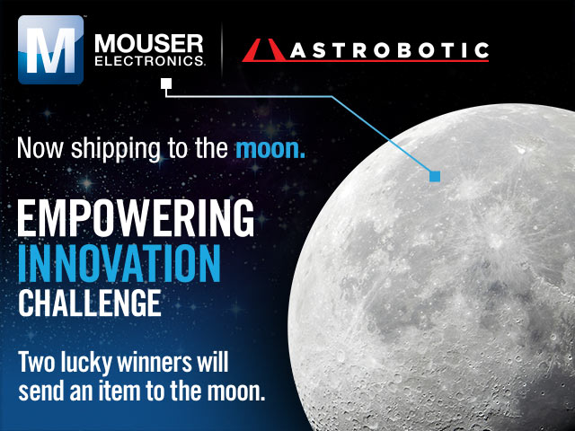 Imahara and Mouser start interview series on space exploration with Astrobotic