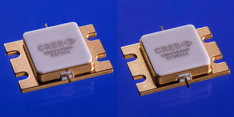 Cree addresses TWT radar issues with advanced high-power GaN RF devices