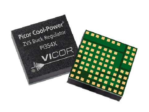 Vicor expands Picor Cool-Power ZVS regulator portfolio with updated 48V buck regulators