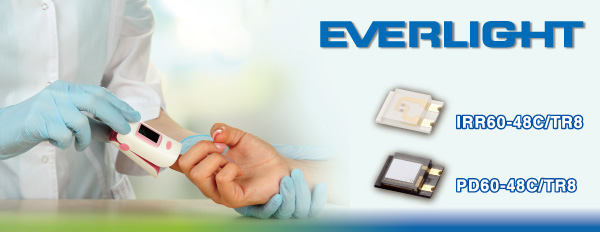 EVERLIGHT introduces their latest IR emitter and PIN photodiode