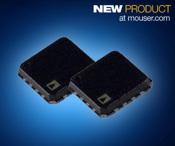 ADM1293/ADM1294 digital power monitors now at Mouser