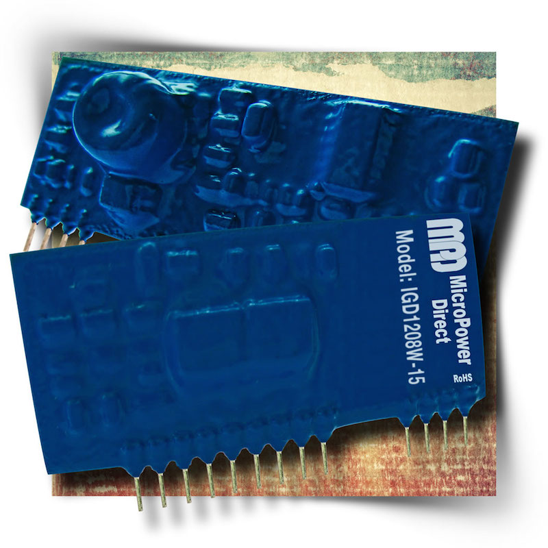 MicroPower Direct's IGD1208W hybrid driver specifically targets N-channel IGBT modules