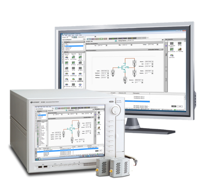 Keysight's current-voltage analyzers tout best-in-class performance, support for cutting-edge apps