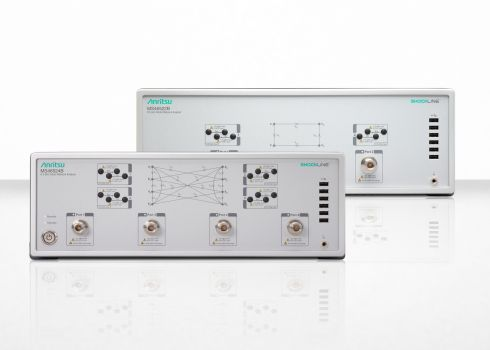 Anritsu's 2- and 4-port VNAs  tout performance & affordability